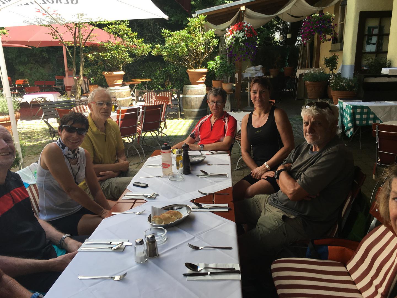 Restaurant Freudenhaus 21 Juli